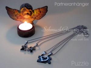 Partnerketten von www.SchmuckGravur.com
